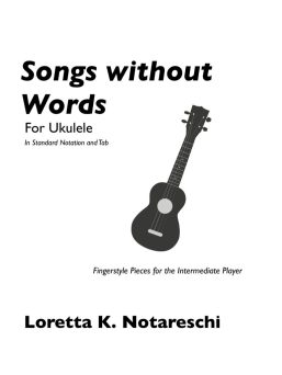 Songs Without Words | I Love Classical Ukulele